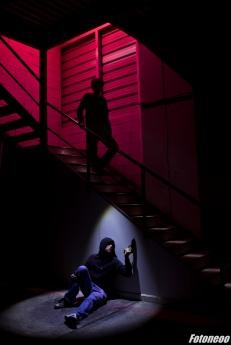 Atraco a la sombra