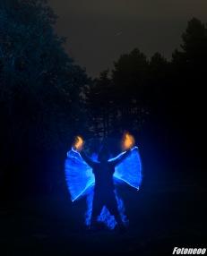 El Angel de Fuego