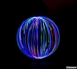 Esfera Multicolor