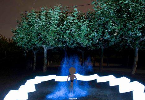 Prueba espada fluorescente 2
