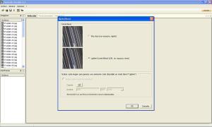 pantalla startrail