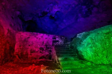 Escaleras RGB
