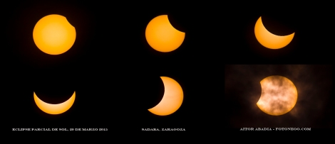 Eclipse Solar 20-3-2015
