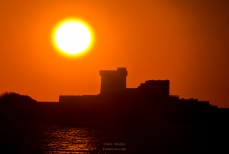 Sunset Sokoa