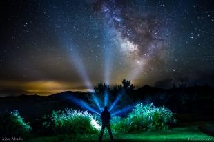 trazos de luz para blog