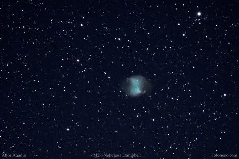 M27, Nebulosa Dumbbell
